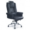 HERCULES BLACK LEATHER FACED GULL WING 48 HOUR DELIVERY
