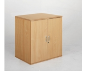 DELUXE DESK HIGH OPEN/DOUBLE DOOR CUPBOARD