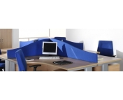 WAVE DESK MOUNTED SCREEN