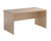 25MM STRAIGHT PANEL END DESK