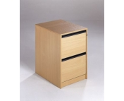 2 DRAWER FILING CABINET WOODEN EXPRESS DELIVERY NEXT DAY