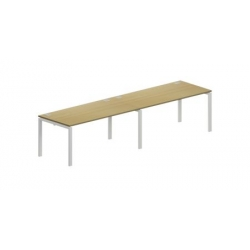 SINGLE CONFIGURATION ADAPT BENCH DESKS