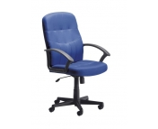 MANAGERS FABRIC CHAIR EXPRESS DELIVERY AVAILABLE NEXT DAY