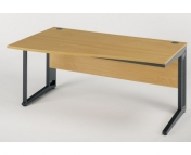 DIRECTIVE LEFT HAND WAVE DESK (DLW12)