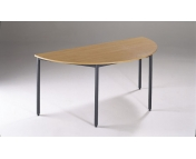 SEMI CIRCULAR FLEXI TABLE