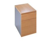 2 AND 3 DRAWER DELUXE MOBILE PEDESTALS