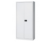 TALL CONTRACT METAL CUPBOARD