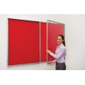 FlameShield Tamperproof NoticeBoards