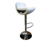 STYLISH MODERN LOOK ADJUSTABLE BARSTOOL