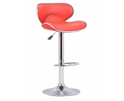 CHROME SWIVEL BAR CHAIR