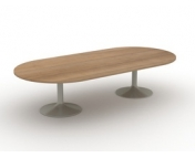 DELUXE BOARDROOM MEETING TABLE PLEASE CONTACT US FOR PRICING