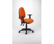 SCT506ADJ ADJUSTABLE ARMS SUMMIT OPERATORS CHAIR