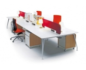 BENCH DESKING BY VERCO DNA
